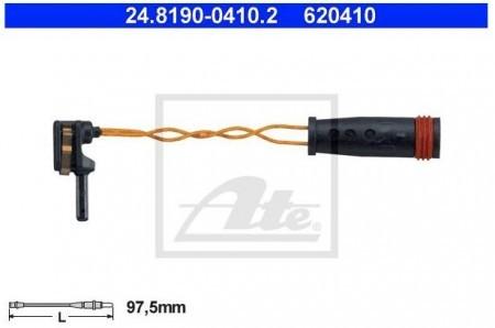 ATE ブレーキパッドセンサー 2115401717 メルセデスベンツ用 A620410