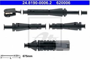 ATE ブレーキパッドセンサー 34356792289 BMW用 A620006