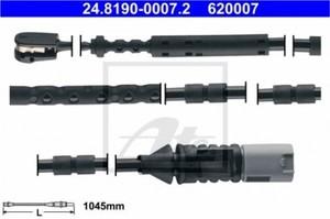 ATE ブレーキパッドセンサー 34356792292 BMW用 A620007