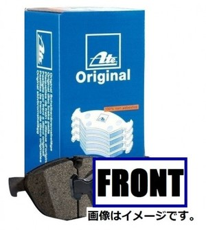 【要 適合確認】ATE ブレーキパッド フロント メルセデスベンツ SLK(R171) 171445用 13046049942