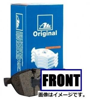 ATE ブレーキパッド フロント フォルクスワーゲン GOLF VI 1KCAX_G6用 13046071842