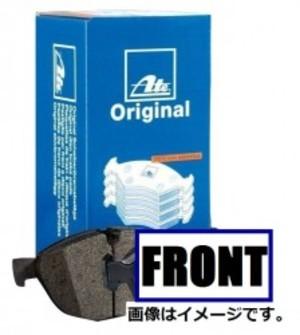 ATE ブレーキパッド フロント フィアット 500 ツインエアー用 13046072882