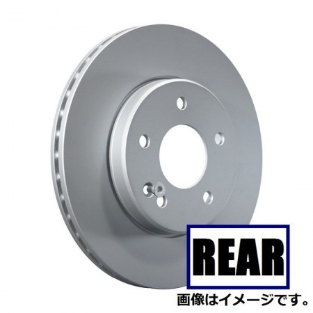 ATE ディスクローター リア VOLVO S80 TB5244用 A412151