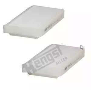 【要 適合確認】HENGST エアコンフィルター メルセデスベンツ Sクラス(W220) 220070用 E942LI-2